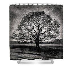 Hagley Tree Shower Curtain