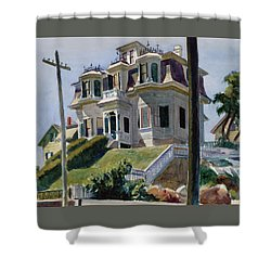 Haskell's House Shower Curtain