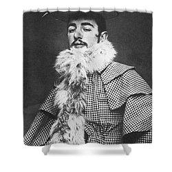 Henri De Toulouse-lautrec Shower Curtain by Granger