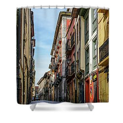 Historic Downtown Shower Curtain