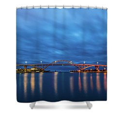 Hoan Shower Curtain