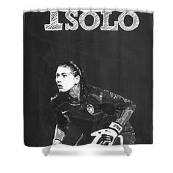 Hope Solo Shower Curtain