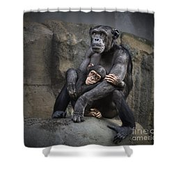 Hugs Shower Curtain
