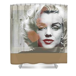 I Will Always Love You Shower Curtain by Paul Lovering