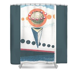Idea Ismay Shower Curtain