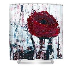 Impressionist Floral B8516 Shower Curtain