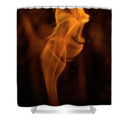 Instance Shower Curtain