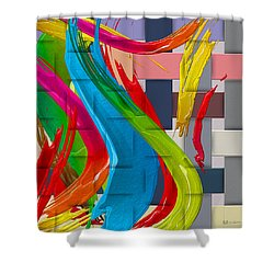 It's A Virgo - The End Of Summer  Shower Curtain