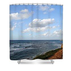 Jaffa Beach 5 Shower Curtain