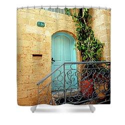 Jaffa-israel Shower Curtain