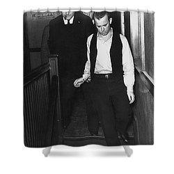 John Dillinger 1903-1934 Shower Curtain by Granger