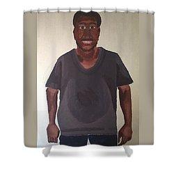 Joshua Maddison Shower Curtain