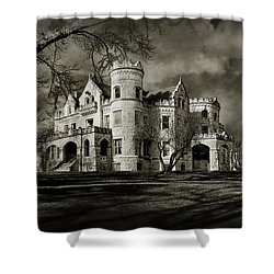 Joslyn Castle Shower Curtain