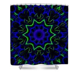 Kaleidoscope 449 Shower Curtain