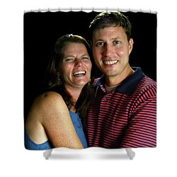 Kim Richardson  Shower Curtain