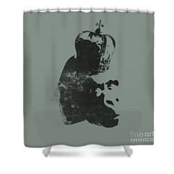 King Ape Shower Curtain