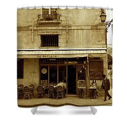 Le Sevigne Shower Curtain