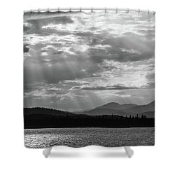 Shower Curtain featuring the photograph Let's Get Lost by Yvette Van Teeffelen