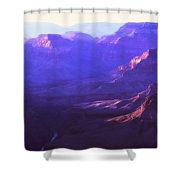 Life Is Beautiful Shower Curtain