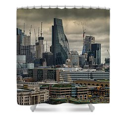 London City Shower Curtain