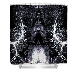 Lovely Lilith  Shower Curtain