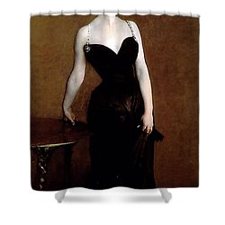 Madame X Shower Curtain