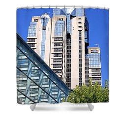 Marriott Hotel In San Francisco Shower Curtain