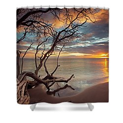 Maui Magic Shower Curtain by James Roemmling