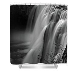 Mesa Falls Shower Curtain