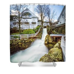 Mill Falls Shower Curtain