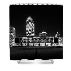 Milwaukee County War Memorial Center Shower Curtain