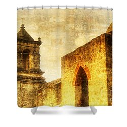 Mission San Jose San Antonio, Texas Shower Curtain
