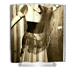 Shower Curtain featuring the photograph Morocco by Denise Fulmer