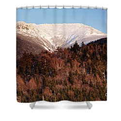 Mount Lafayette - White Mountains New Hampshire Usa Shower Curtain by Erin Paul Donovan