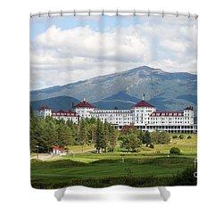 Mount Washington Hotel Shower Curtain