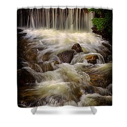 Montana High Country Shower Curtain