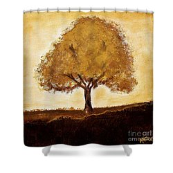 My Tree Shower Curtain