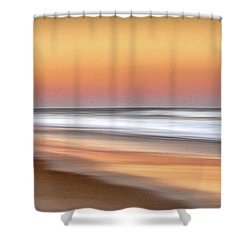Nauset Beach 5 Shower Curtain