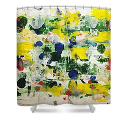 New Haven No 6 Shower Curtain