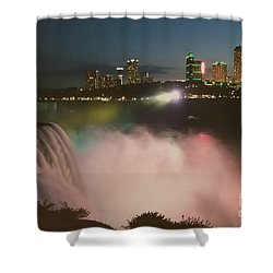 Niagara  Shower Curtain