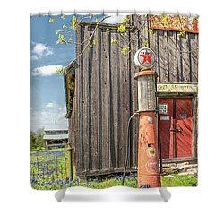 Old General Store Shower Curtain