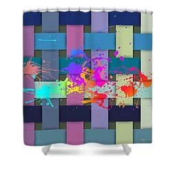 One Classy Summer In The Hamptons Shower Curtain by Serge Averbukh