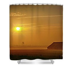 Outer Banks Memories 3 Shower Curtain