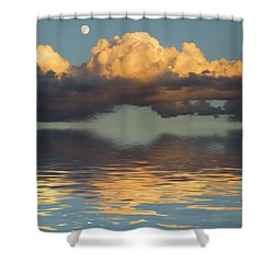 Passage Shower Curtain by Jerry McElroy