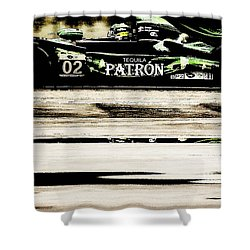 Patron Shower Curtain