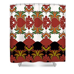 Penny Arcade Shower Curtain by Jim Pavelle