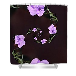 Shower Curtain featuring the photograph Phone Case by Debra     Vatalaro