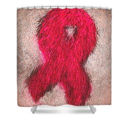 Shower Curtain featuring the photograph Pink by Richard Bryce and Family