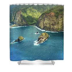 Pololu Point Shower Curtain