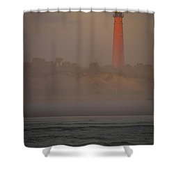 Ponce De Leon Lighthouse Shower Curtain